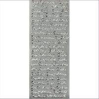 1 Bogen  Sticker 3-D Foam Pads