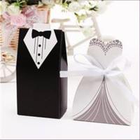 10er Set Hochzeits-Geschenkbox