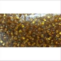 20gr.  Rocailles amber orange  2,6mm