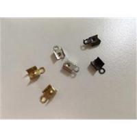 10 Endteile zum Quetschen 3-4,5mm