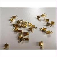 10 Endteile zum Quetschen 1-2,5mm