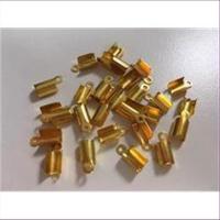 10 Endteile zum Quetschen 2-4mm
