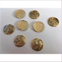 4 Platten Embleme Löwenkopf
