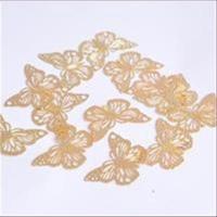 10 Pressungen Schmetterling