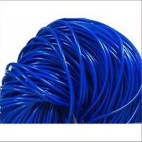 1m PVC Band 3mm blau