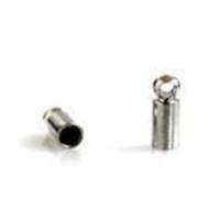 1 Endkappe 2mm mit Öse