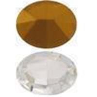 2 Similisteine oval 6x4mm