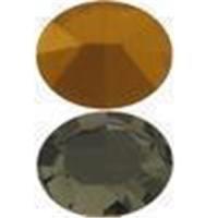2 Similisteine oval 10x8mm