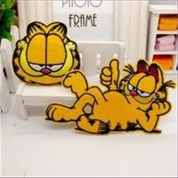 1 Aufnähmotiv Garfield 12x7cm