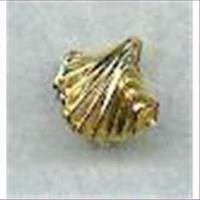 1 Drahtperle vergoldet