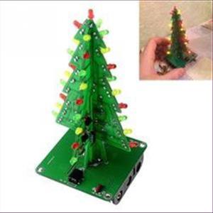 1 LED  3D Weihnachtsbaum beleuchtet