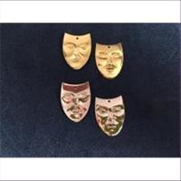 1 Anhänger Pressung Maske