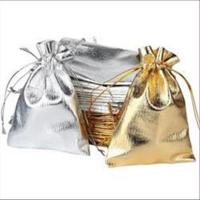 1  Geschenktüte Metallicbeutel Geschenkbeutel