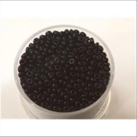 18gr. Rocailles schwarz 2mm