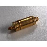 1 Magnetverschluss goldfarbig