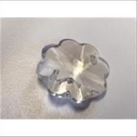 1 Glashänger Glasbehang Blume