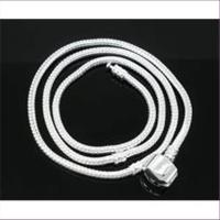 1 Halskette wie Pandora 45cm