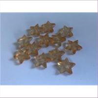 1 Beutel Acrylperlen Sterne