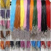 1 Halskette Farben 2,0mm