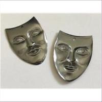 5 Anhänger Pressung Maske