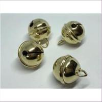 10 Schellen Glocken 20mm gold