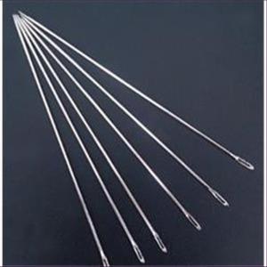 1 Perlennadel Fädelnadel 55x0,45mm