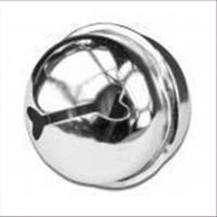 1 Schelle Glocke 18mm silber