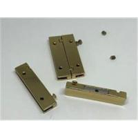 1 Magnetschließe für flache breite Bänder