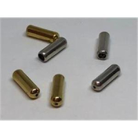 10 Gummischützer Nadelstopper 11x3,5mm