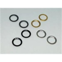 10 geschlossene Ringe 11mm