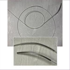 1 Halsreifen 1reihig mit Steckverschluss silber