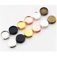 1 Schiebeperle Knopfkessel Bodenkessel  für 8mm...