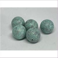 1 Acrylperlen Grünspan-Farbe