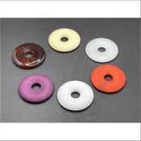 1 Donut-Acrylscheibe Anhänger 30mm