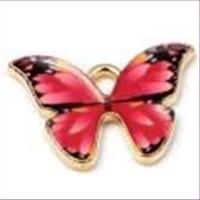 1 Anhänger Schmetterling